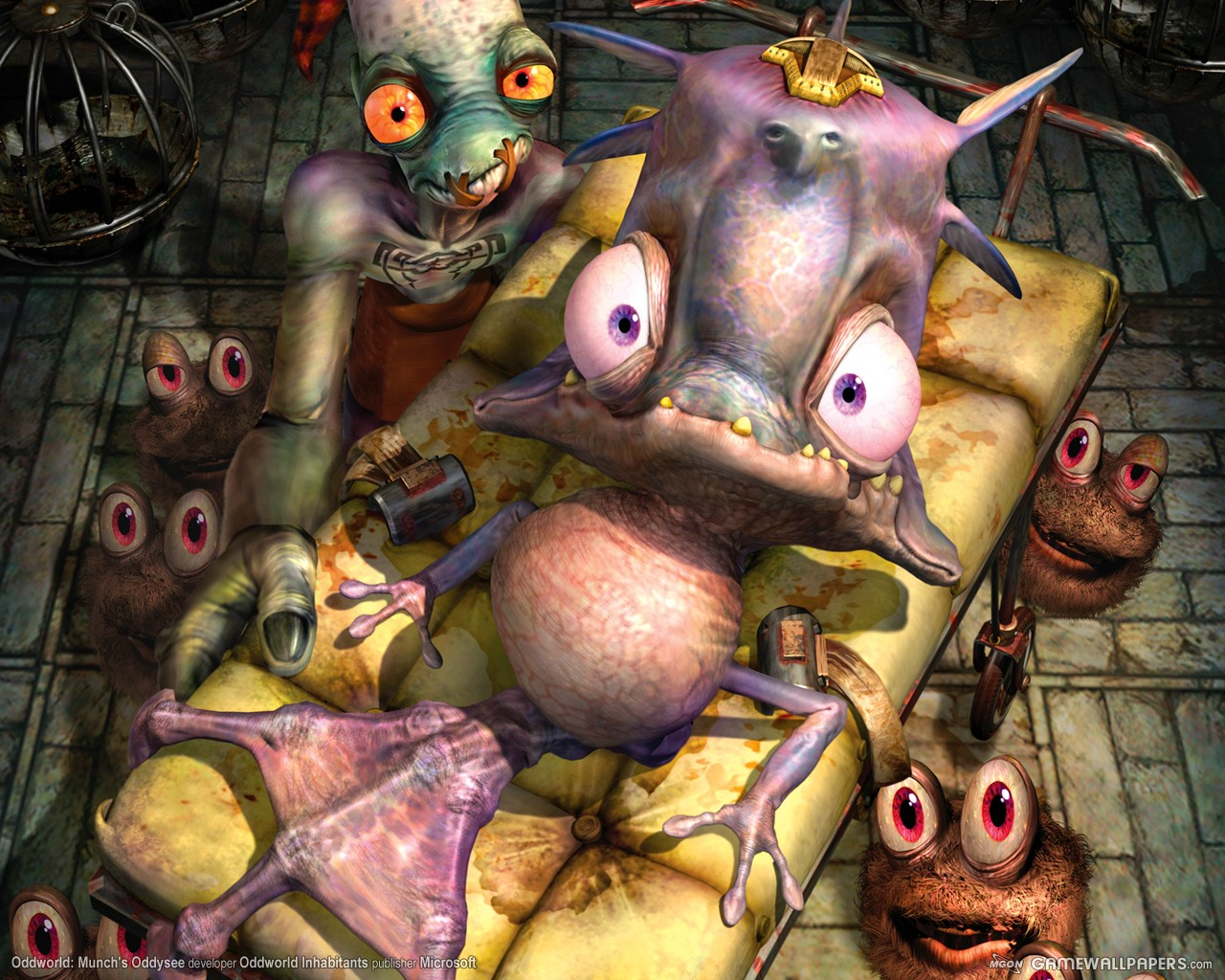 Oddworld munchs oddysee pc free download